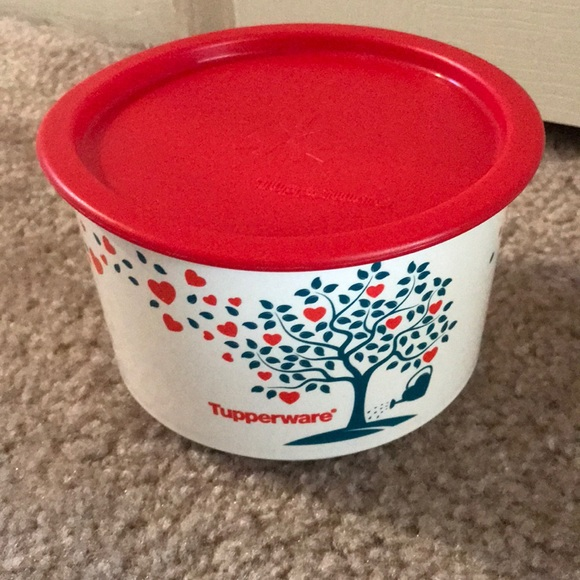 Tupperware Other - Tupperware storage container